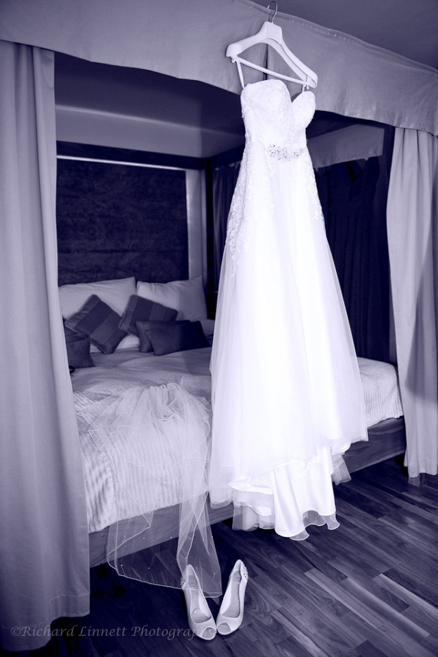 Wedding dress - once-in-a-lifetime