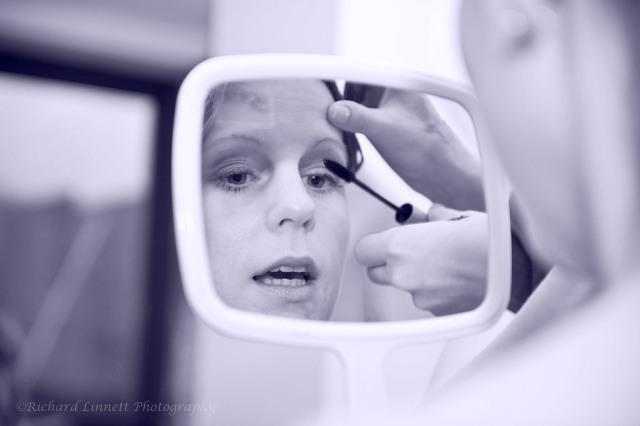 Eyelashes for brides