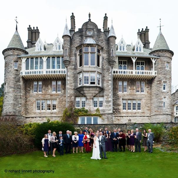 Chateau Plas Rhianfa, a place for a fairytale wedding